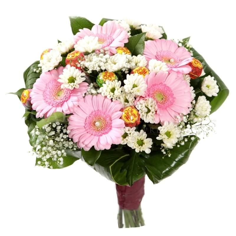 Bouquet Happy lollipops | Flower Gallery