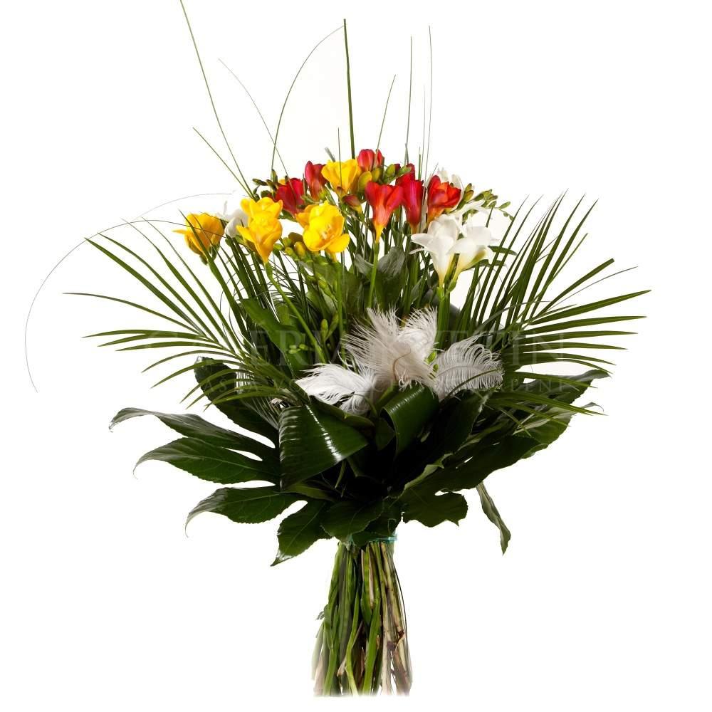 Bouquet fragrant freesia flower gallery bouquet fragrant freesia izmirmasajfo