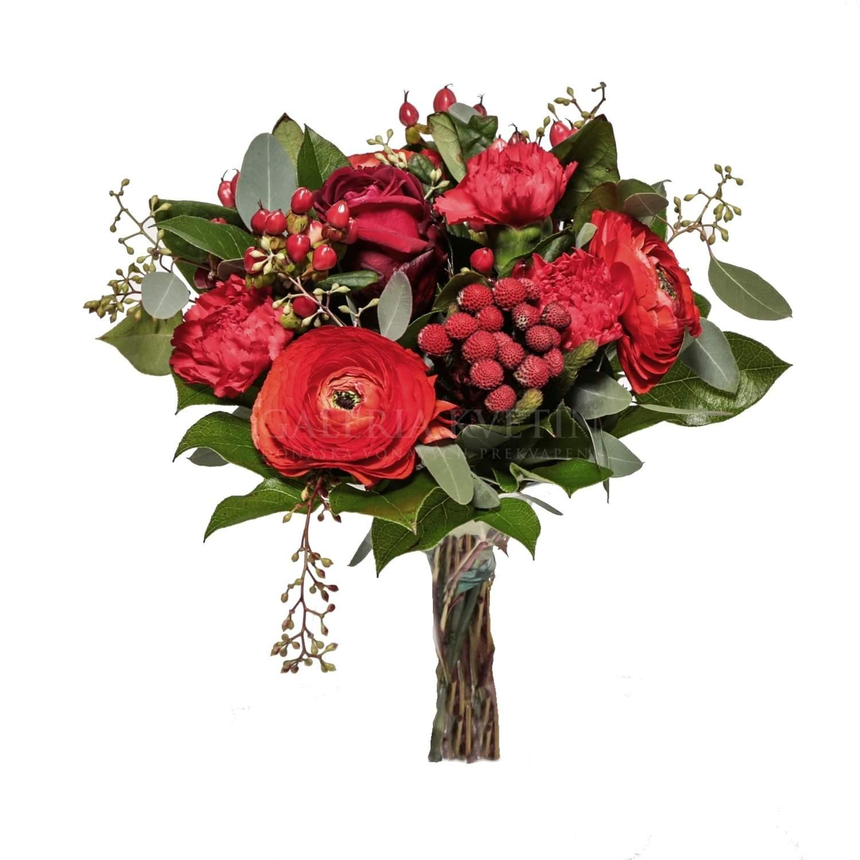 Bouquet Flower Love Flower Gallery Galéria Kvetín