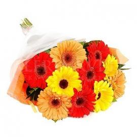 Bouquet Colors of the Sun