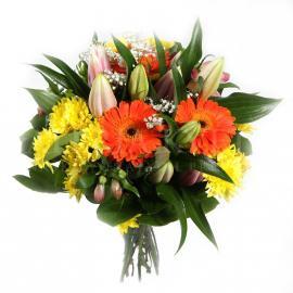 Bouquet Svieža hravosť