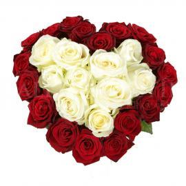 Bouquet Amorove srdce