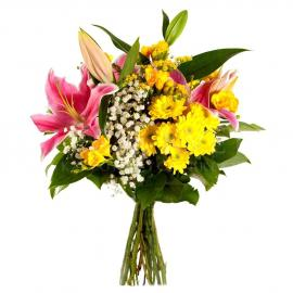 Bouquet Voňavá sviežosť