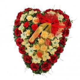 Mourning wreath Rozlúčka uboleného srdca