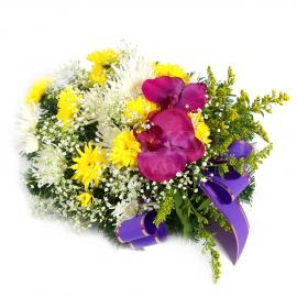 Mourning wreath Úcta