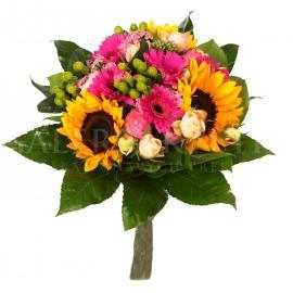 Bouquet Summer Colors