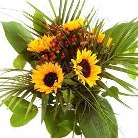 Slnečnicová Bouquet