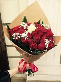 Bouquet Flower Post