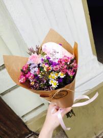 Bouquet Flower Flowers