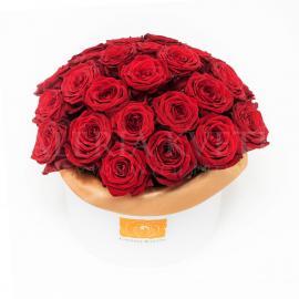 Flower Box ROSES GRAND