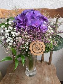 Bouquet Dancing Hydrangea