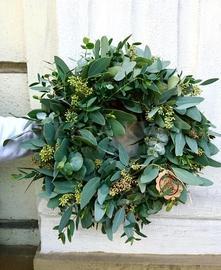 Exclusive wreath Eucalypthus