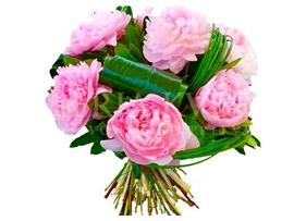 Bouquet Peony Charm