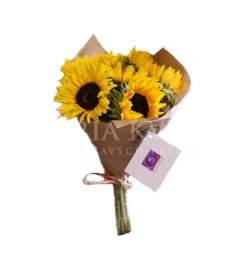 Bouquet Kiss of Sun