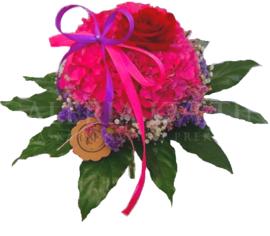 Bouquet Adorable hydrangea