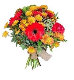 Bouquet Colors of autumn