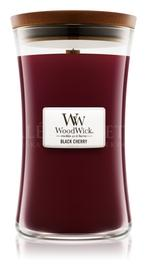 Candle Woodwick® Large Jar Black Cherry