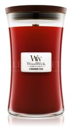 Candle Woodwick® Large Jar Cinnamon Chai