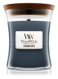 Candle Woodwick® Medium Jar Evening Onyx
