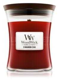Candle Woodwick® Medium Jar Cinnamon Chai