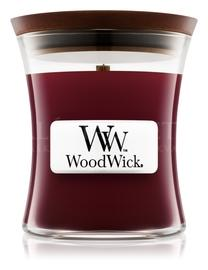 Candle Woodwick® Small Jar Black Cherry