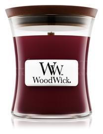 Candle Woodwick® Small Jar Black Cherry