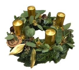 Advent wreath ❤