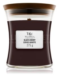 Candle Woodwick® Medium Jar Black Cherry
