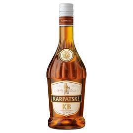 Karpatské Brandy Karpatské KB 0,7 l
