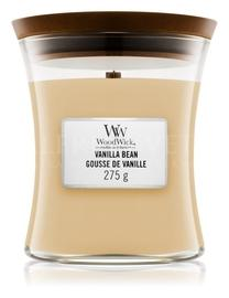 Candle Woodwick® Medium Jar Vanilla Bean