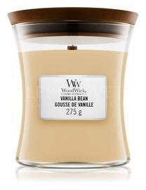 Candle Woodwick® Medium Jar Vanilla Bean