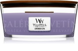 Candle Woodwick® loď Lavender Spa