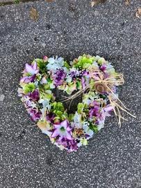 Flower Heart A