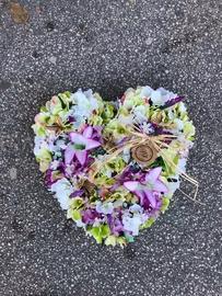 Flower Heart B