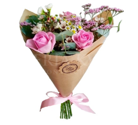 Bouquet Pink Garden