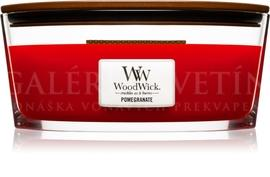 Candle Woodwick® loď Pomegranate