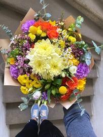 Bouquet Instagram