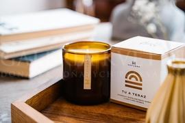 Candle Hatussa Here and Now 200G