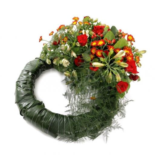 Mourning wreath Spomíname