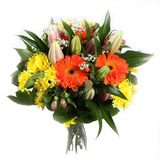Bouquet Fresh Playfulness