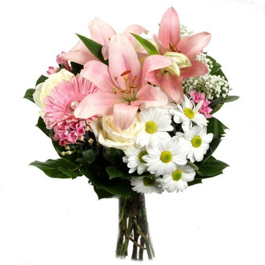 Bouquet Pink Kiss