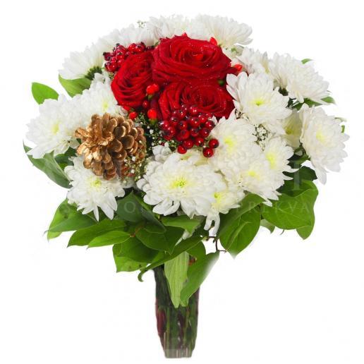 Bouquet Christmas magic