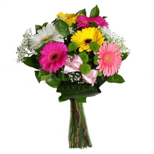 Bouquet Garden flowers