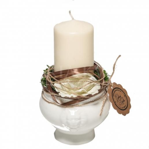 Galéria Kvetín White Candle