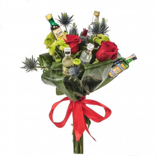 Bouquet Flower Party