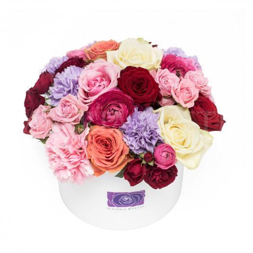 Flower Box BAROQUE GRAND