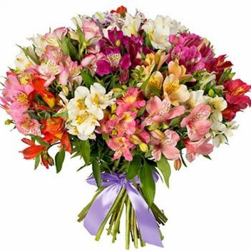 Bouquet Flower Lollipop