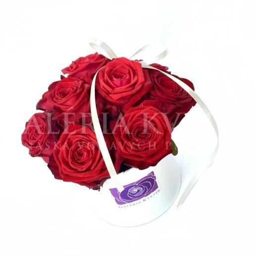 Flower Box ROSES Mini
