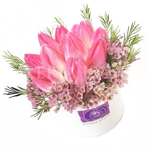 Flower Box TULIP Mini