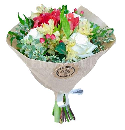 Bouquet Magic Amarylis